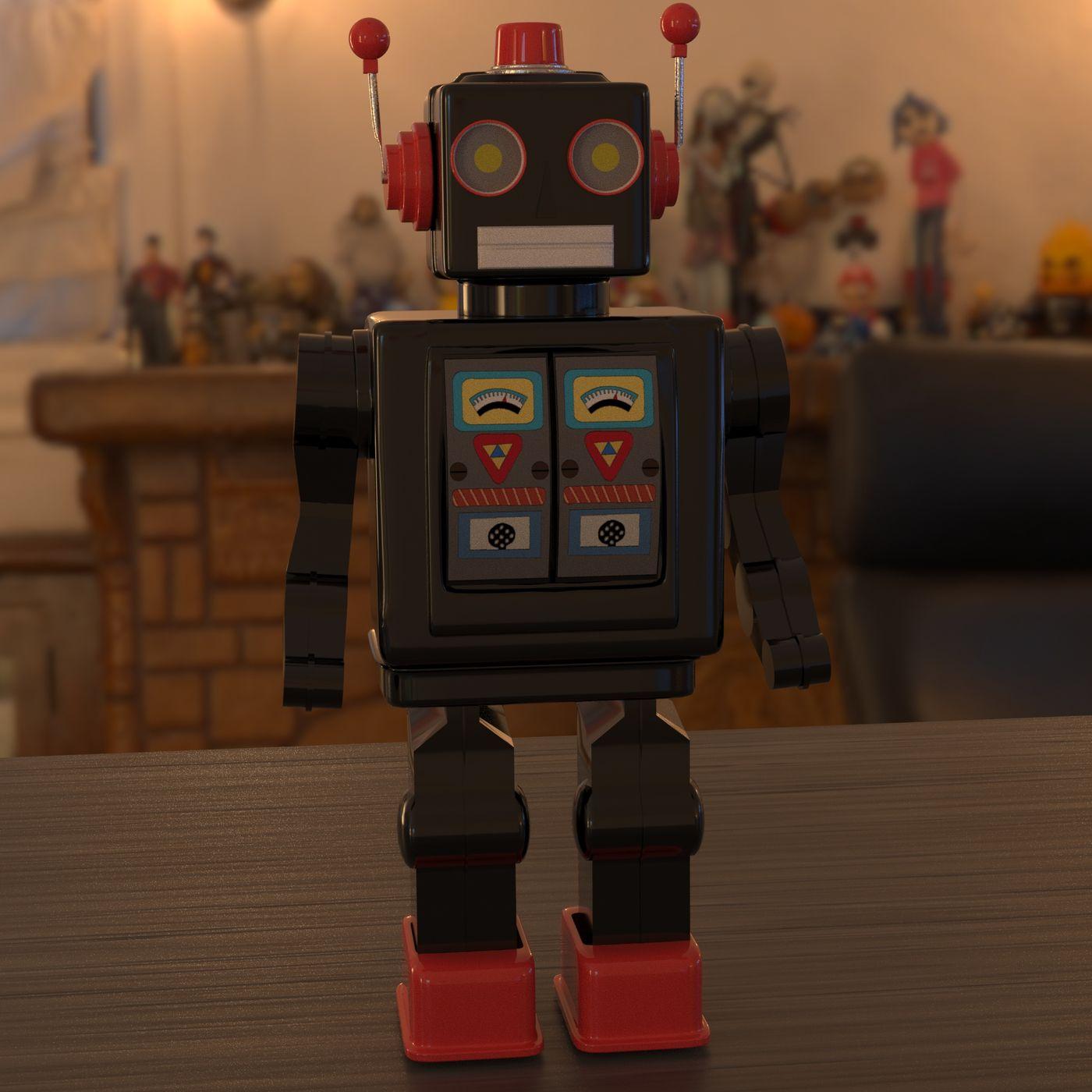 Robot001 Joylp