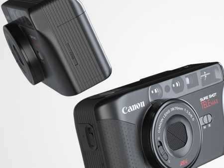 Canon Sure Shot Telemax