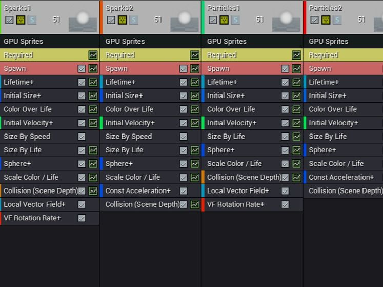 Project Creation Screenshot Samples