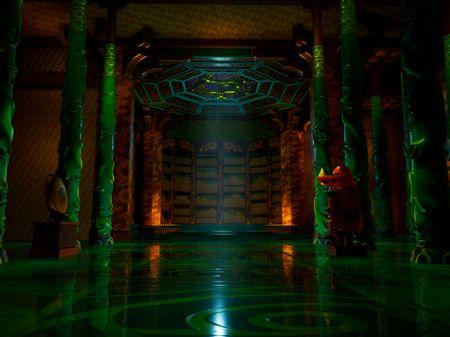 Kung Fu Panda: Sacred Hall of Warriors
