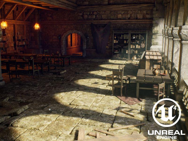 Dark Souls 3 fan art environment
