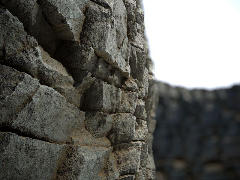 Layered Cliff