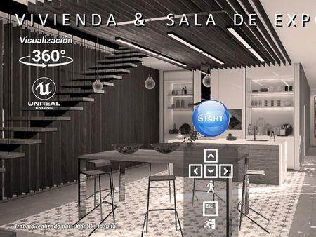 Artist House & Exhibition Hall _ APP