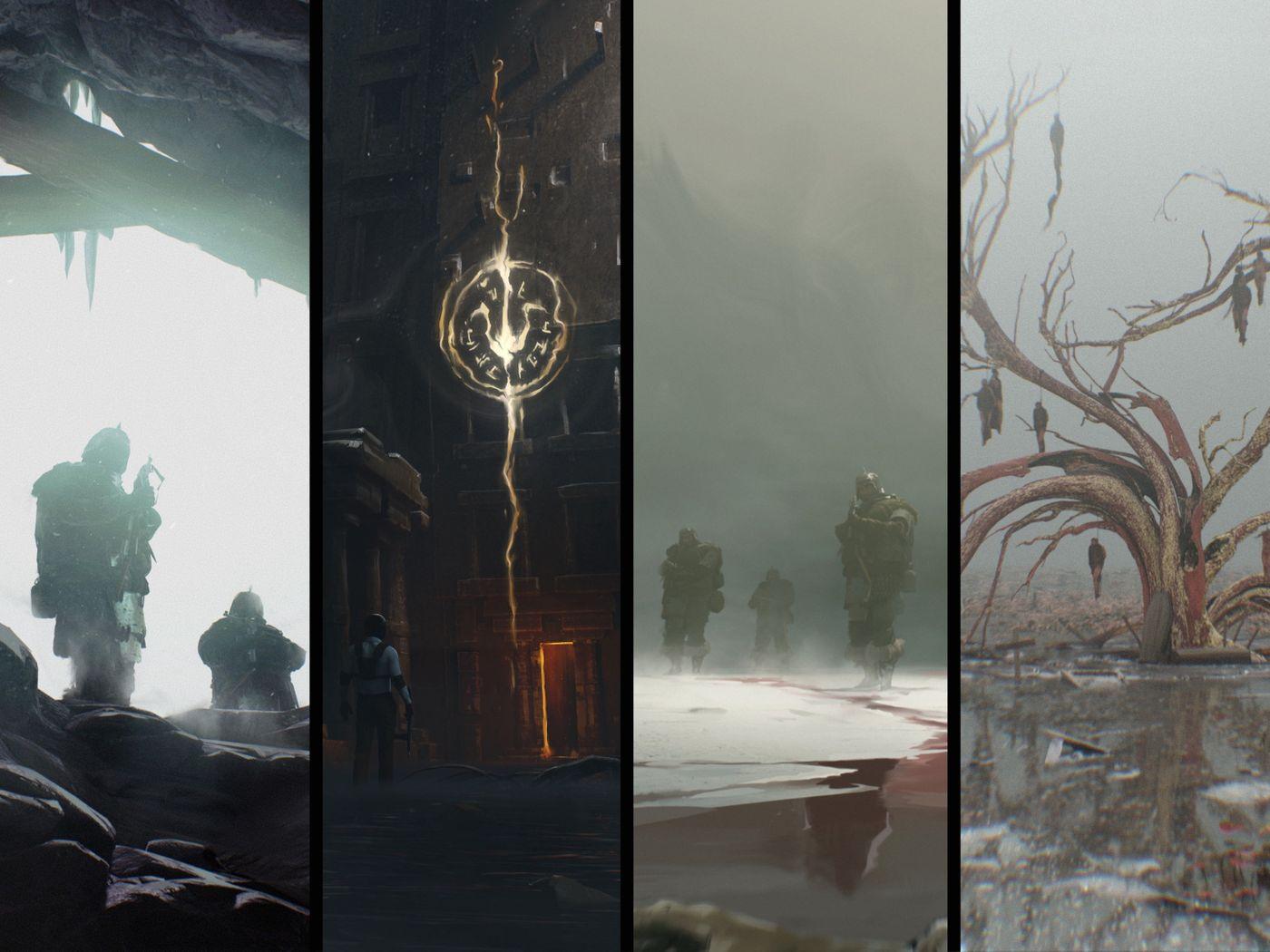 My 2021 concept art journey