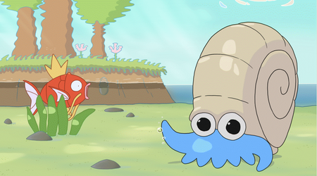 Animation - Underwater Scene