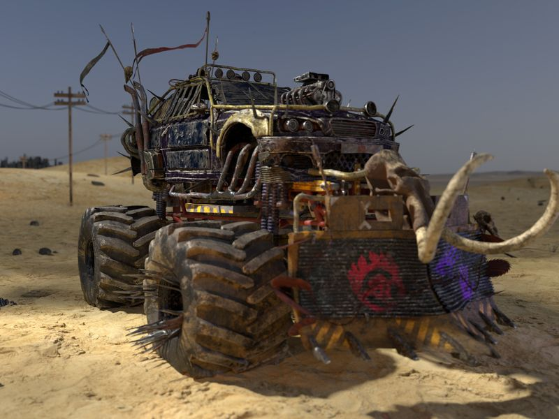 Madmax Project