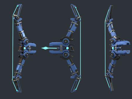 Sci fi Bow