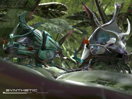 Synthetic Beetles