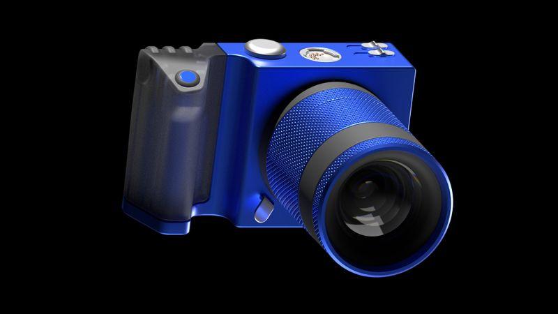 Prototype Camera