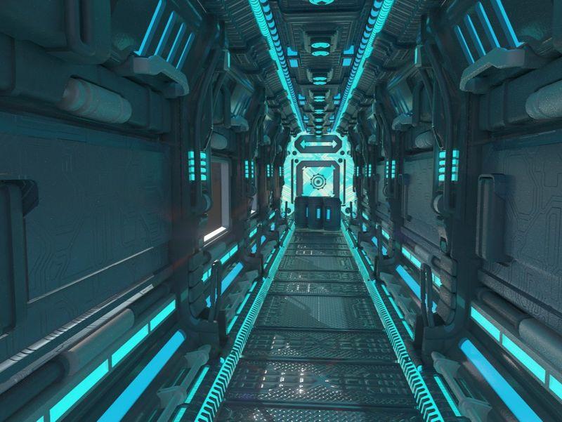 Spaceship Texturing