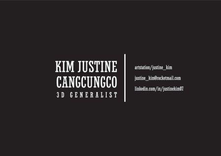Kim Justine Cangcungco