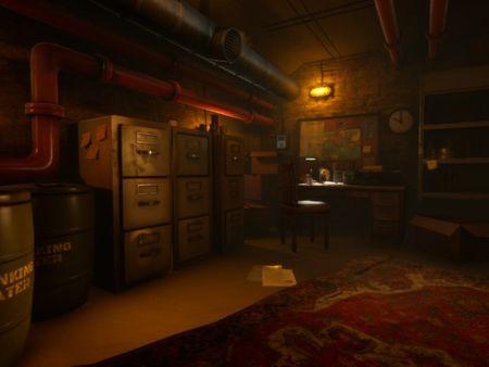 Underground Bunker [UE4] 2020