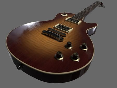 Gibson Guitar Les Paul