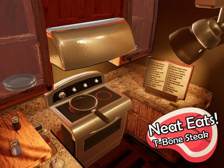Neat Eats! VR Cooking Game