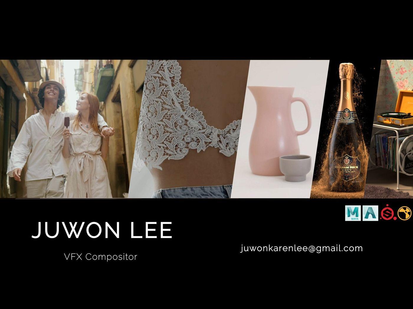 2021 Juwon Lee VFX Showreel