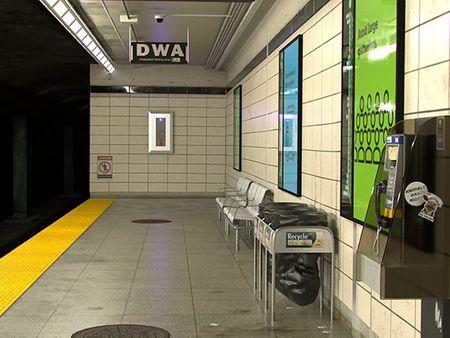 Toronto TTC station