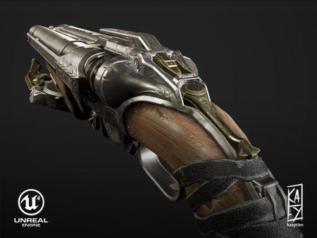 Super Shotgun - DOOM Eternal Fanart