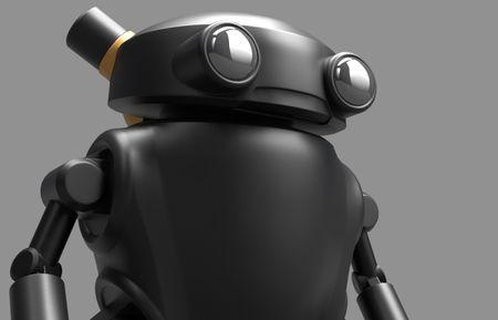 Eddie Robot Substance Painter Challenge 2020