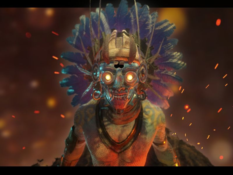 Tlaloc | Age of Pantheons