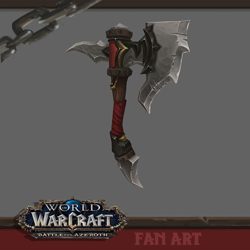 Warfront Axe