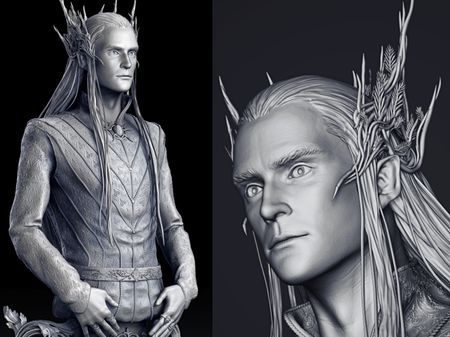 Thranduil - King of Mirkwood