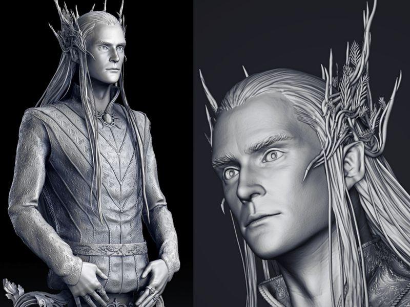 Thranduil - King of Mirkwood