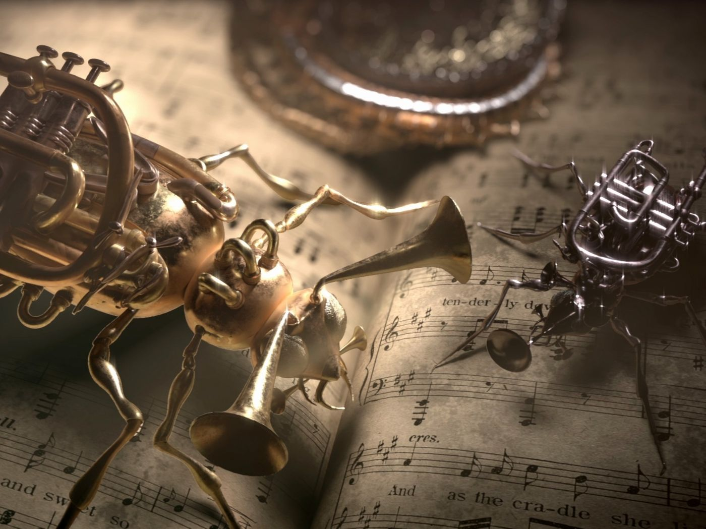 Music Robots