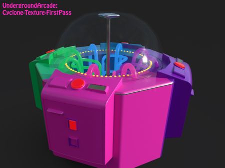 Underground Arcade