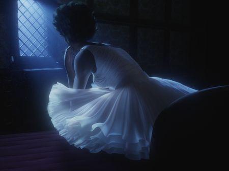 Pensive Ballerina