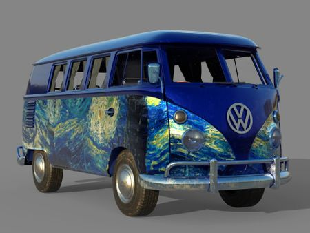 The Van Gogh Van
