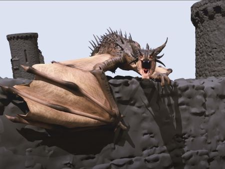 3D Creature Demo Reel