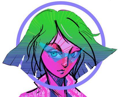 Game Character Art