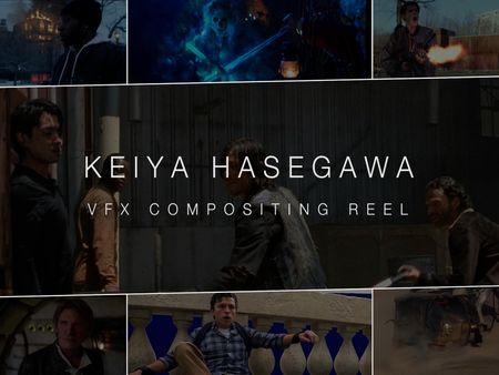 VFX Compositing Reel - Keiya Hasegawa