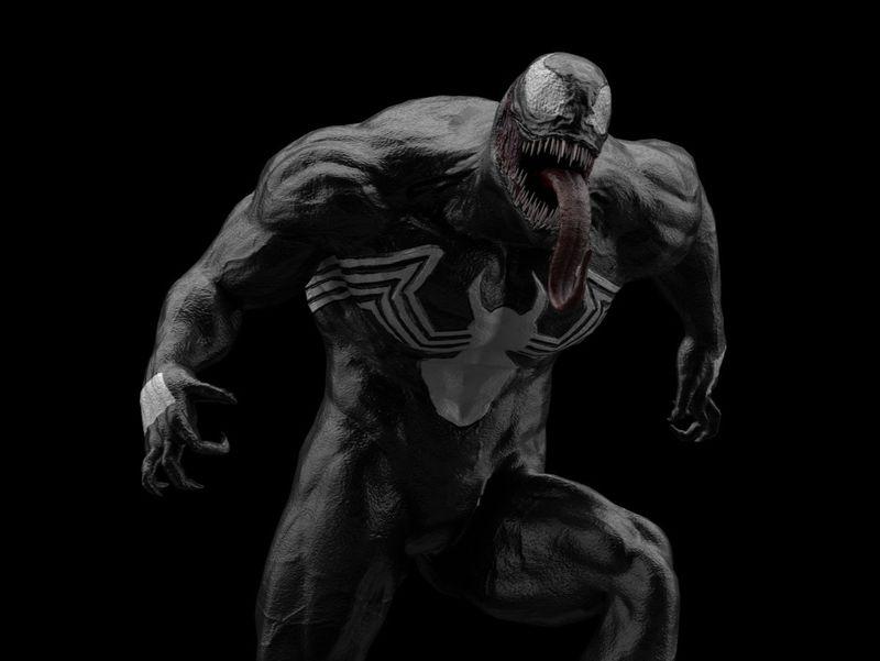 Classic Venom FanArt
