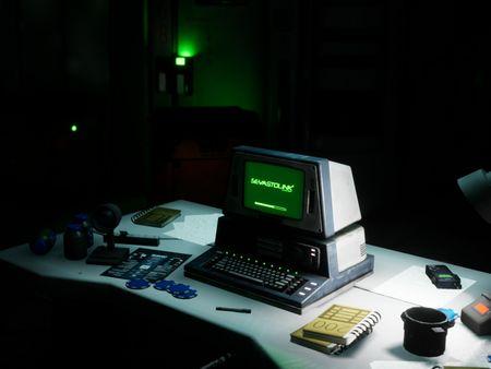 Alien Isolation Office