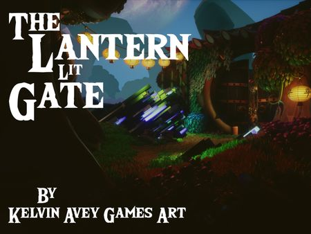 The Lantern Lit Gate