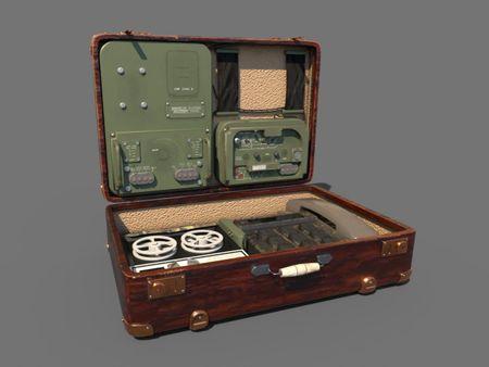 Secret Agent's Briefcase