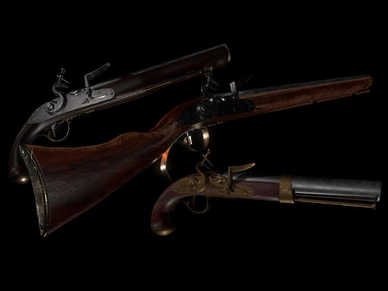 Flintlock Arsenal