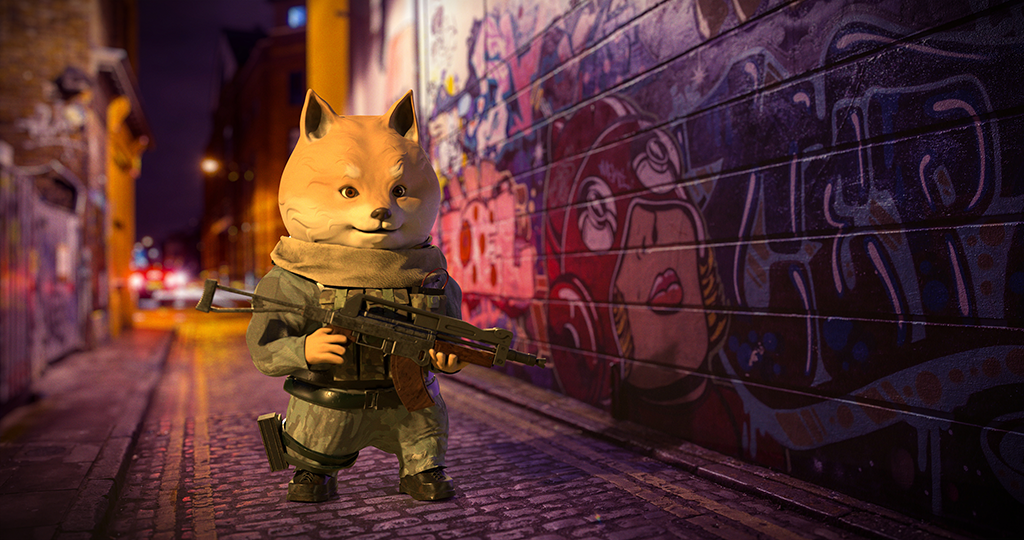Shiba Soldier 4 Kevinle0504