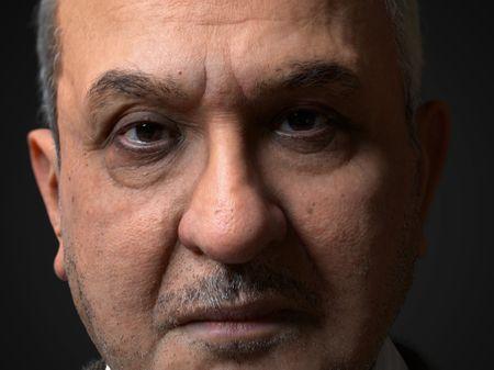 """"""" Dad portrait """" - Osama Sabry"""