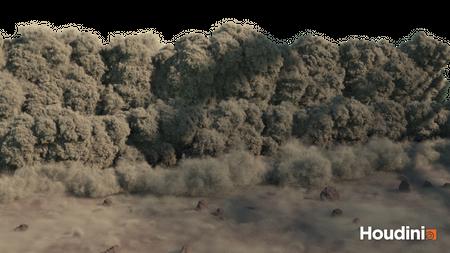SandStorm And Modelling