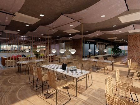 DiVerse // CoWorking Space design for WeWork