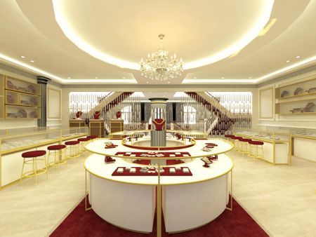 Prestige de Cartier // Luxury Retail Design