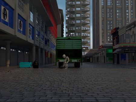 Jun Lee : Studio Internship  - Visual Effects - Oceania (Weta Digital) 2019