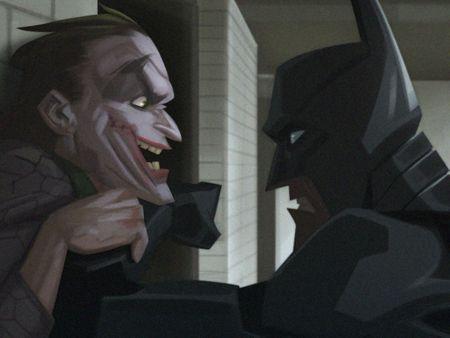 Dark Knight redesign