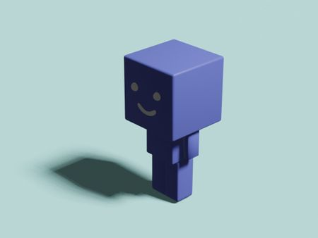 Cube Boy