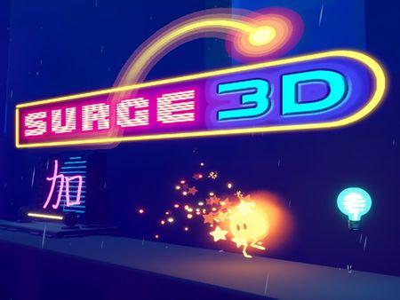 SURGE 3D VFX