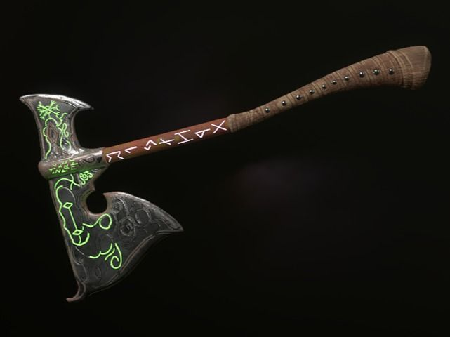 Legendary Axe