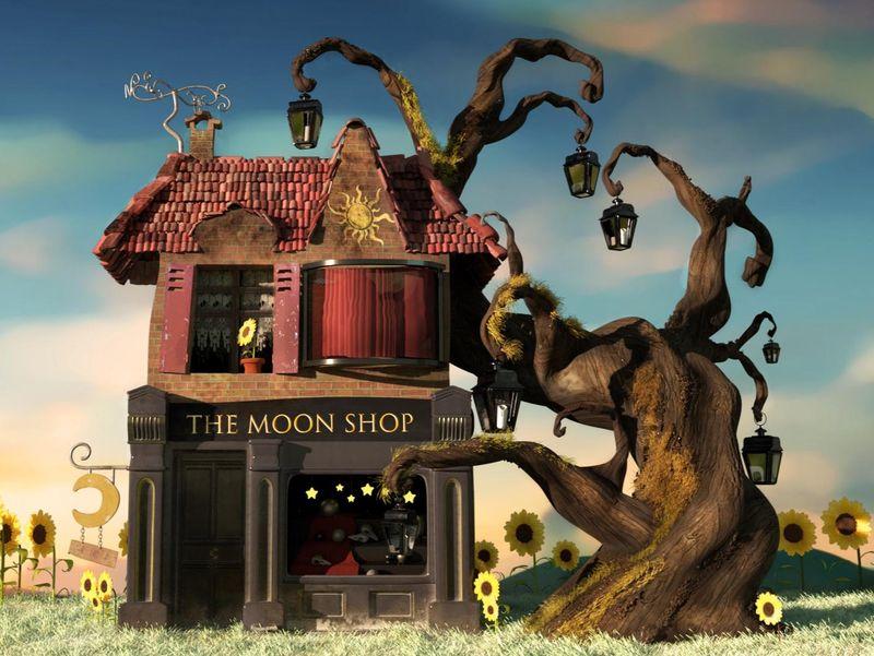 The Moon Shop