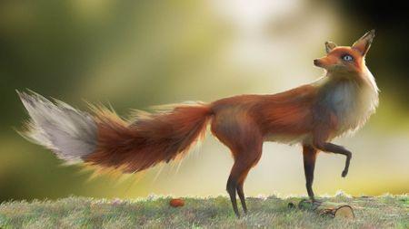 Azriel, the Forest Spirit